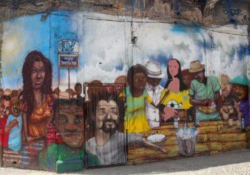 Artistas estrangeiros são homenageados por entidade cultural brasileira
