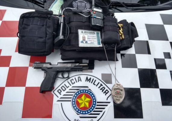 Delegacia de SP teve falso policial durante um ano
