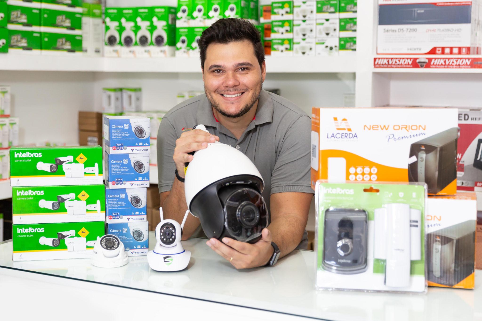 Heverton Guimarães, sócio fundador da SuperSeg Brasil  (Léo Barrilari/Superseg Brasil)