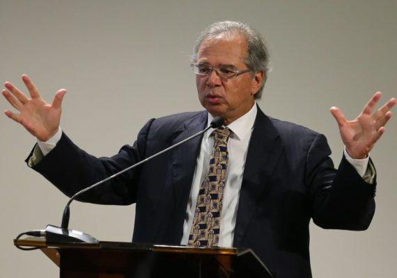 Não há razão para pessimismo, diz Paulo Guedes