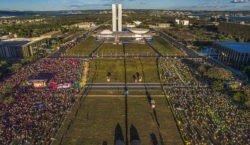 'Democracia em Vertigem' é indicado ao Oscar 2020