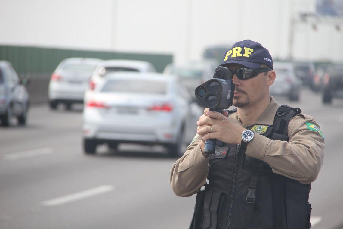 Operações da Polícia Rodoviária Federal (PRF/Reprodução)