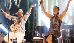 Com participação de Carla Rio, Dudu Nobre canta amanhã em…