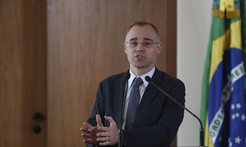 André Luiz de Almeida Mendonça, advogado-geral da União (José Cruz/Agência Brasil)