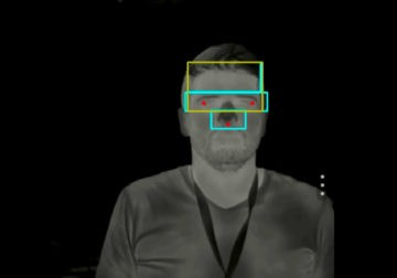 Tecnologia criada em SP mede a febre a distância