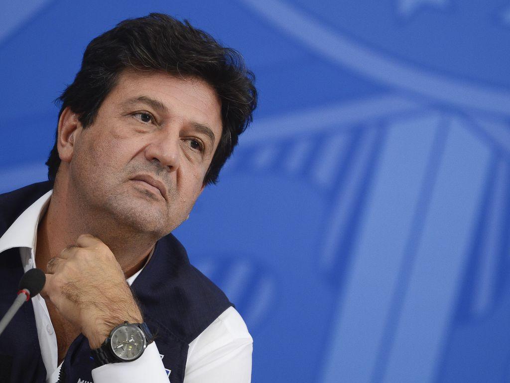 Luiz Henrique Mandetta, ex-ministro da Saúde (Arquivo/Agência Brasil)