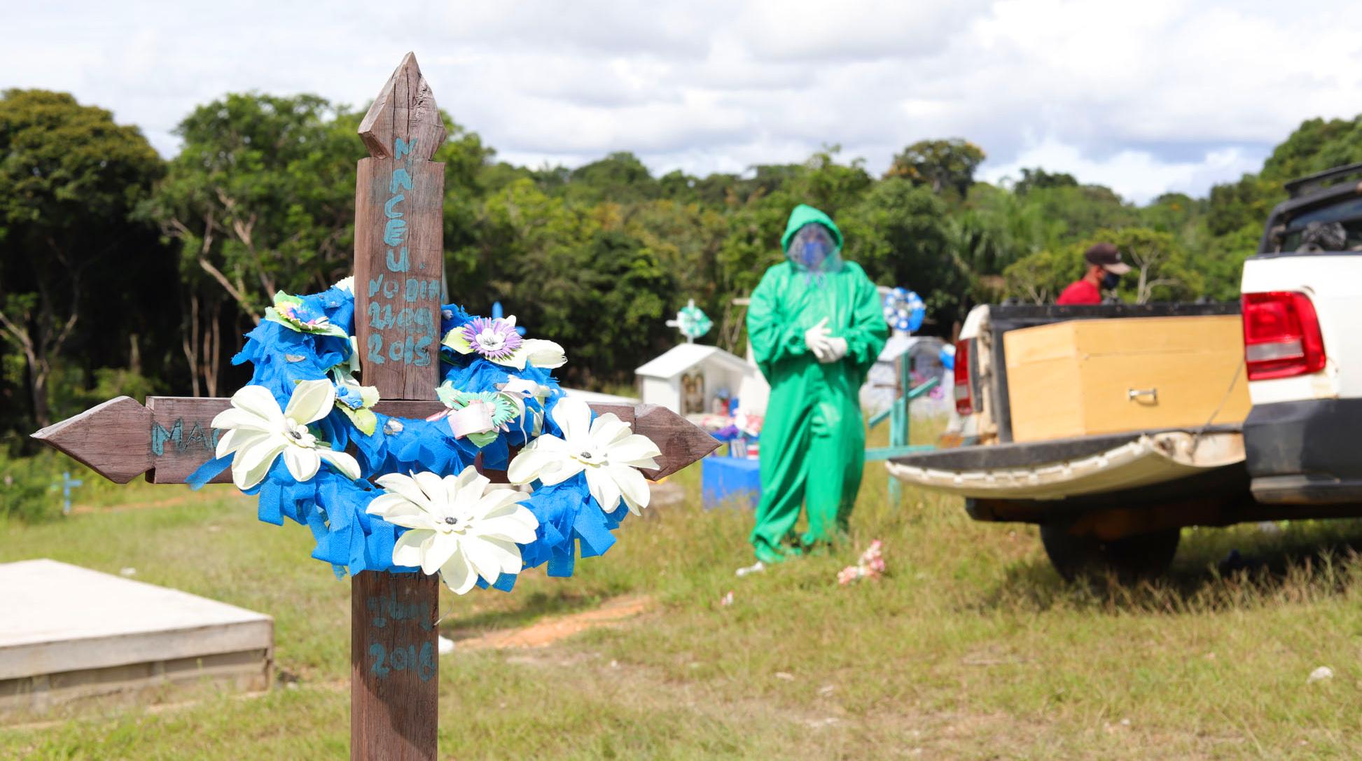 São Gabriel da Cachoeira, no Amazonas (Paulo Desana/Dabakuri/Amazônia Real/via Fotos Públicas)