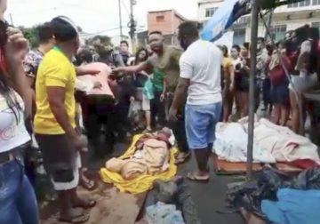 Operação da PM mata 13 pessoas no Rio de Janeiro