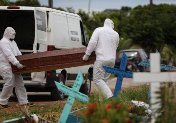 País já tem mais de 20 mil mortes por Coronavírus