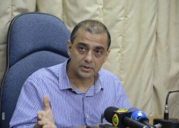 Edmar Santos foi preso no mês passado (Arquivo/Tomaz Silva/Agência Brasil)