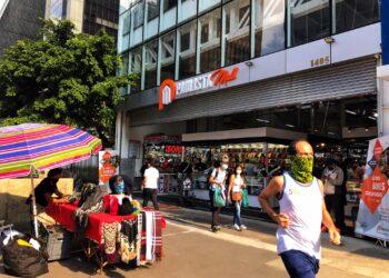 Avenida Paulista, em São Paulo (Roberto Parizotti/Fotos Públicas)