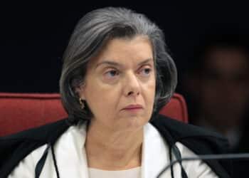 Carmen Lúcia, ministra do STF (Nelson Jr./SCO/STF)