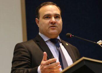 Jorge Oliveira, ministro da Secretaria-Geral da Presidência da República (Fábio Rodrigues Pozzebom/Agência Brasil)