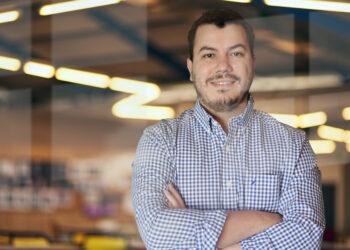 Jonas Araujo, CEO da Trackmob (Divulgação)