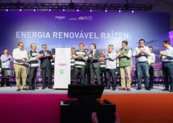 Jair Bolsonaro participa de inauguração (Marcos Corrêa/PR)