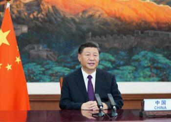 Xi Jinping, presidente da China (Xinhua/Reprodução)