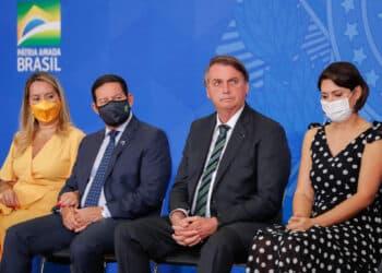"""Segundo instituto, 35% classificam governo como """"ótimo"""" ou """"bom"""" (Alan Santos/PR)"""