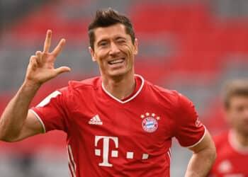 Robert Lewandowski (Bayern/Reprodução)