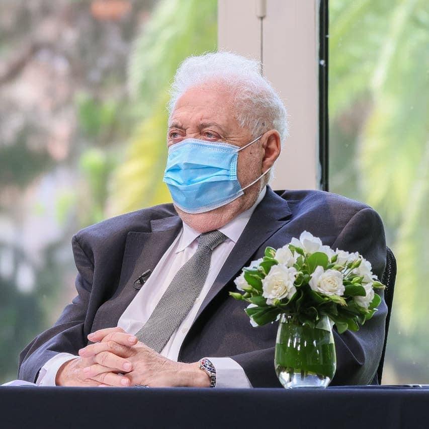 Ginés González García, ex-ministro da saúde da Argentina (Rede Social/Reprodução)