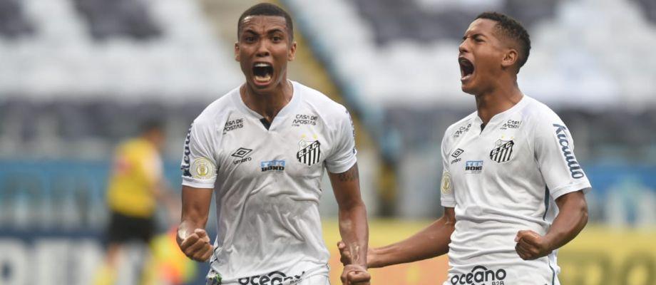 (Santos FC/Reprodução)