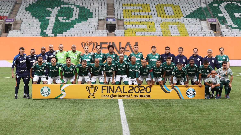 (Cesar Greco/Palmeiras)
