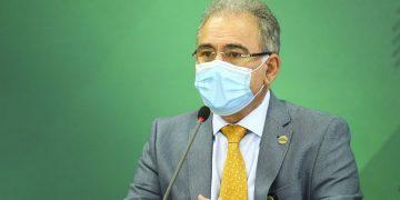 Marcelo Queiroga, ministro da Saúde (Marcelo Camargo/Agência Brasil)