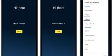 Projeto está disponível em novos aparelhos ou atualizados com Android 11 (Divulgação)