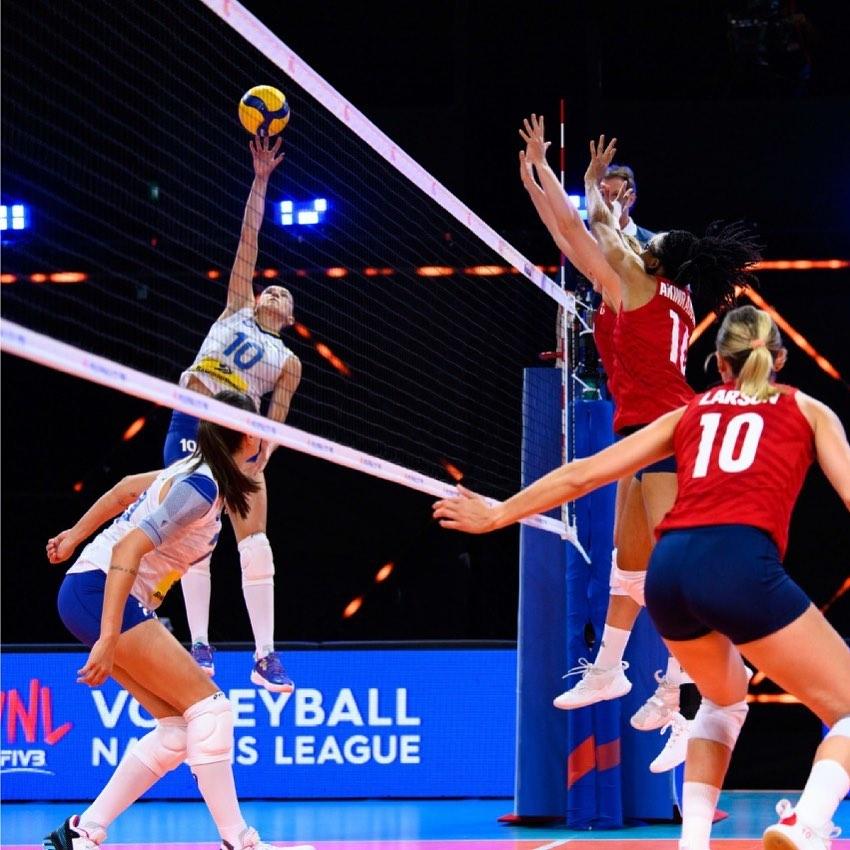 Reprodução Facebook Oficial CBV / via Volleyball World