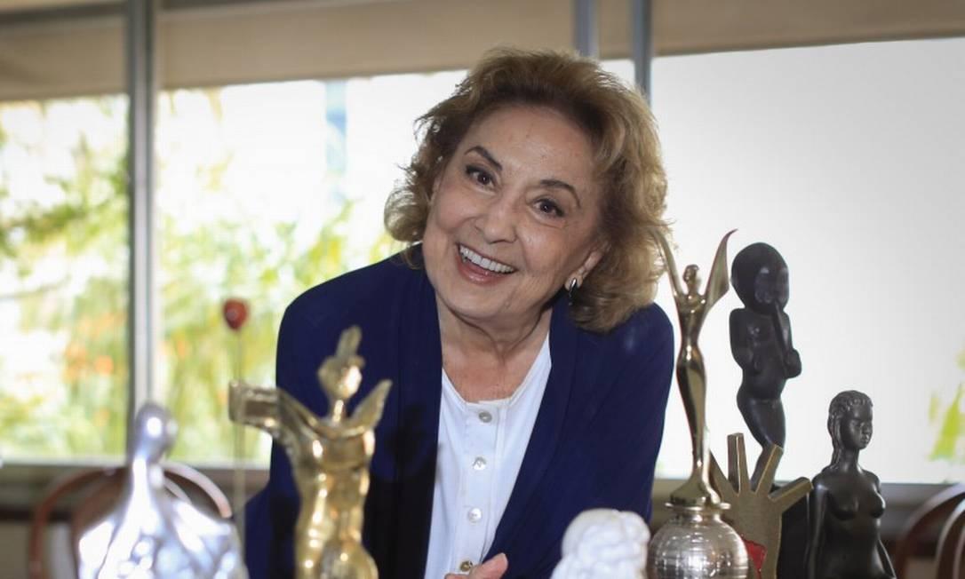 Eva Wilma morre aos 87 anos, em São Paulo