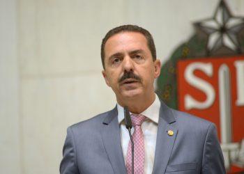 Itamar Borges, novo secretário de Agricultura e Abastecimento do Estado (Arquivo/Alesp)