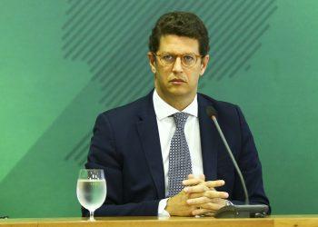 Ricardo Salles, ex-ministro do Meio Ambiente (Marcelo Camargo/Agência Brasil)