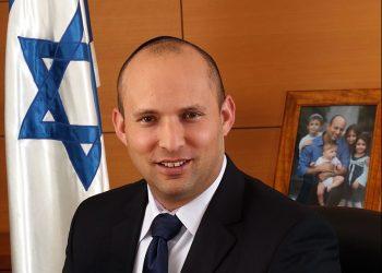 Naftali Bennett, primeiro-ministro de Israel (Divulgação)