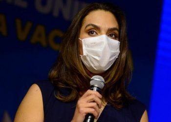 Luana Araújo, médica infectologista (Marcello Casal Jr./Agência Brasil)