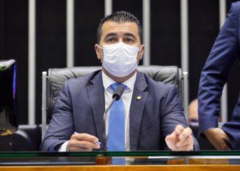 Luis Miranda, deputado federal (DEM-DF) (Pablo Valadares/Câmara dos Deputados)