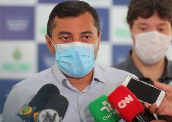 Wilson Lima, governador do Amazonas (Diego Peres/Gov. do Estado do Amazonas)