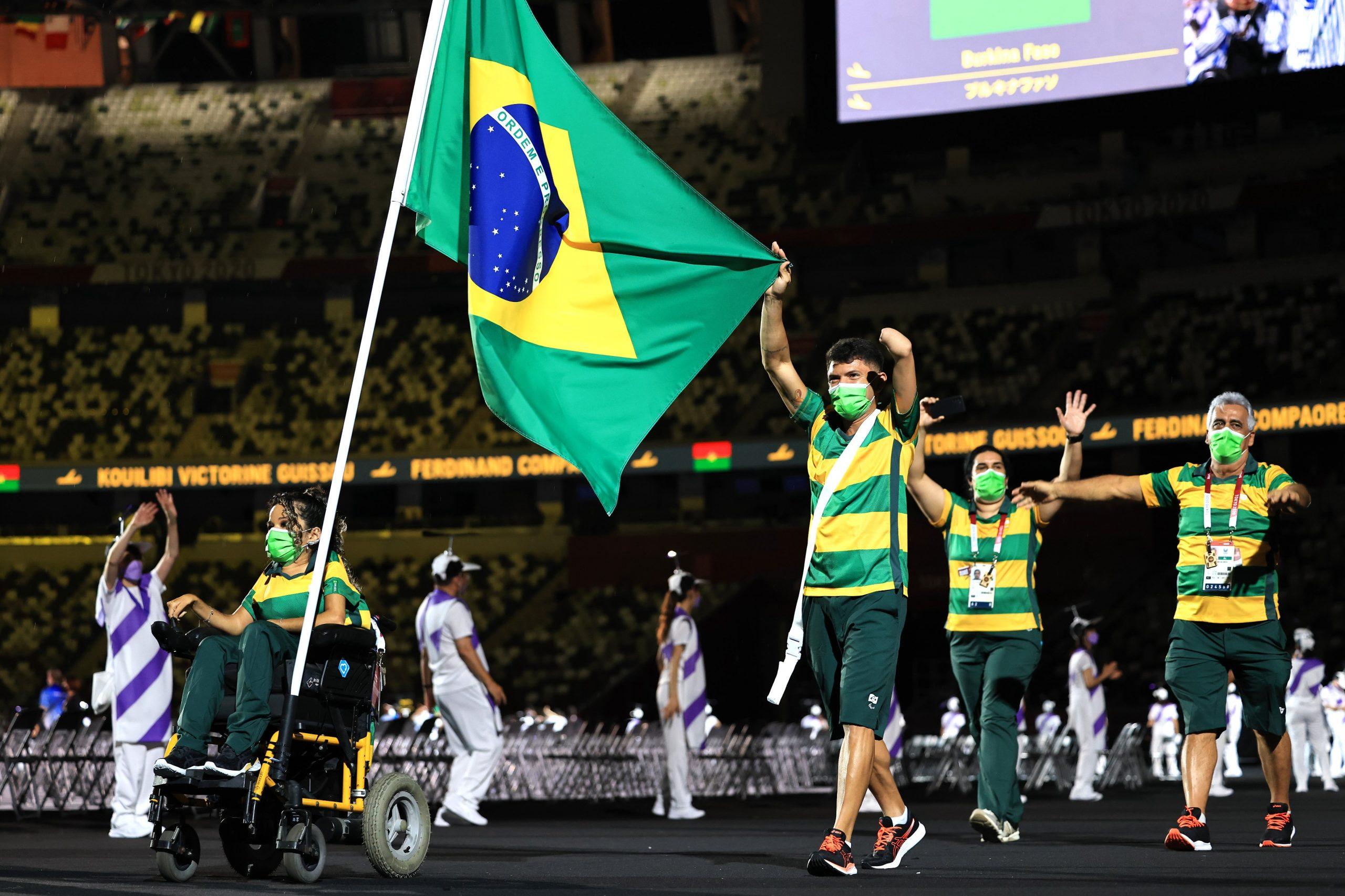 Reprodução / Twitter Oficial Paralympic Games