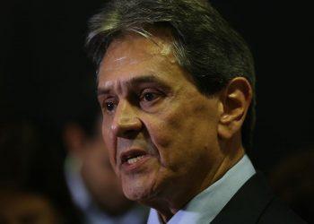 Roberto Jefferson foi preso por determinação do STF (Valter Campanato/Agência Brasil)