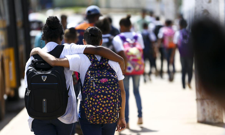 Escolas de São Paulo podem receber presencialmente 100% dos estudantes