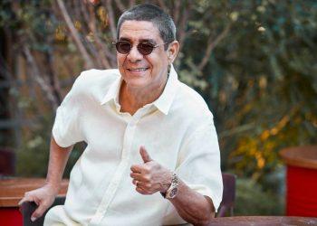 Zeca Pagodinho é internado com Covid no Rio