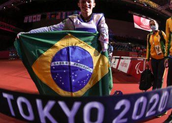 Reprodução / Twitter oficial Comitê Paralímpico Brasileiro / RogerioCapela/CPB