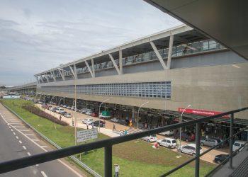 Aerotrem ligará terminais à estação da CPTM (Gov. do Estado/Reprodução)