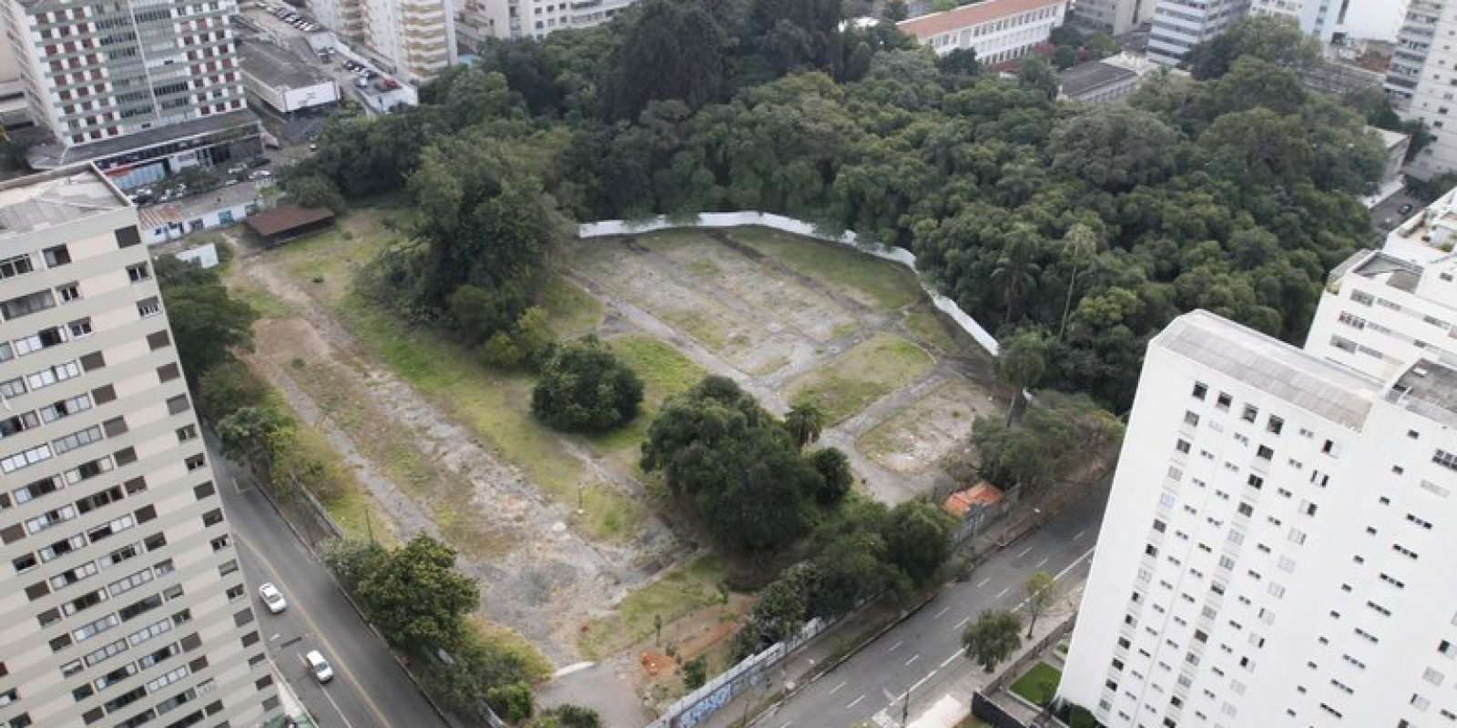 Parque Augusta deve ser inaugurado em outubro, diz prefeitura de SP