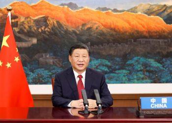 Xi Jinping, presidente da China (Huang Jingwen/Xinhua)