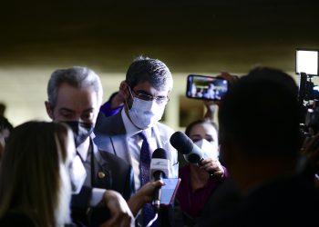 Paulo Rebello, diretor-presidente da ANS (Pedro França/Agência Senado)