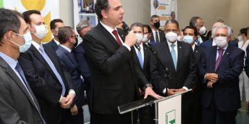 Rodrigo Pacheco, presidente do Senado Federal (PSD/via TV Cultura)